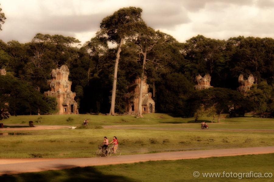Cambodia bikes