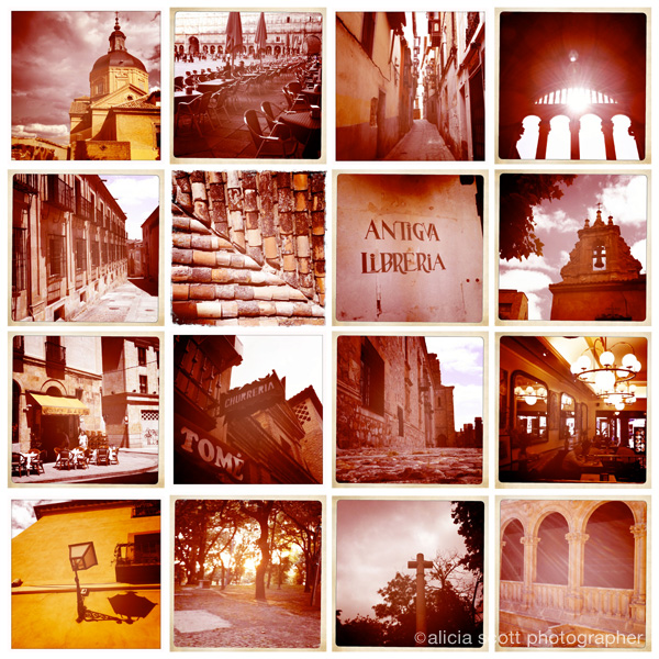 Spain through the Hipstamatic eye