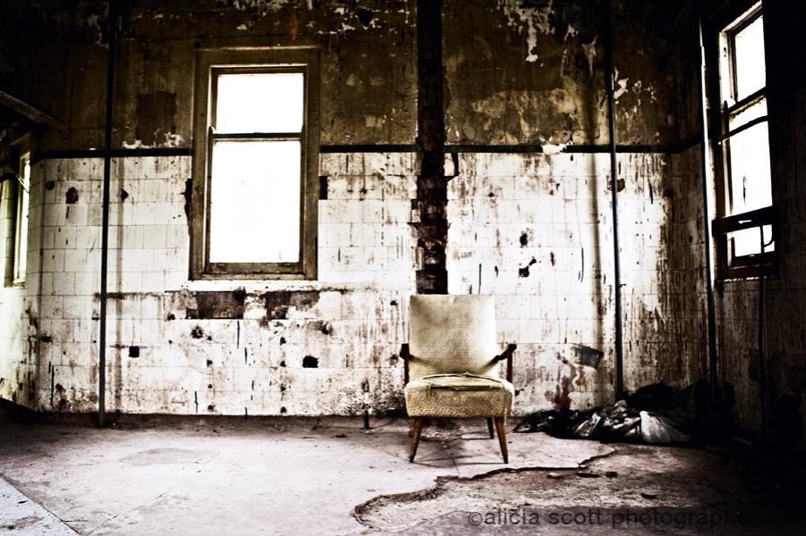 Fever Hospital chair
